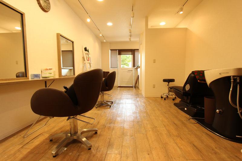 hair salon LAZO様
